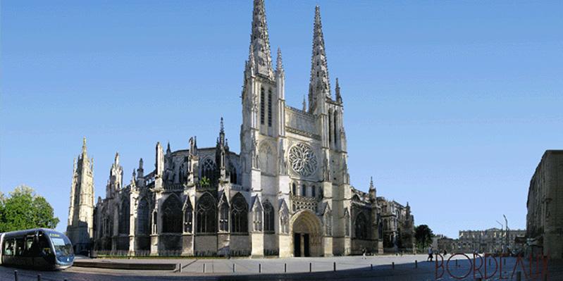 Bordeaux -  Cattedrale St Andre
