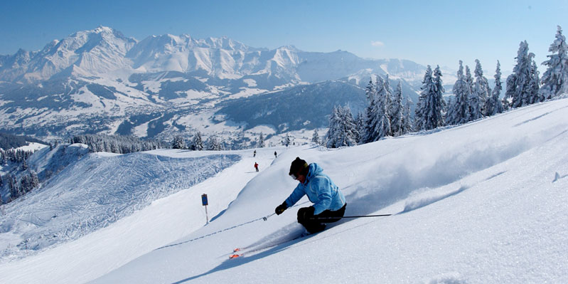 Sciare ad Annecy