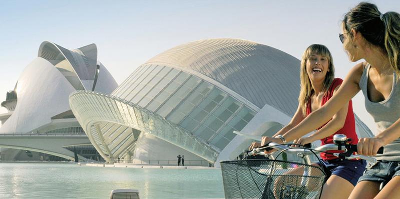 La Città delle Arti e delle Scienze