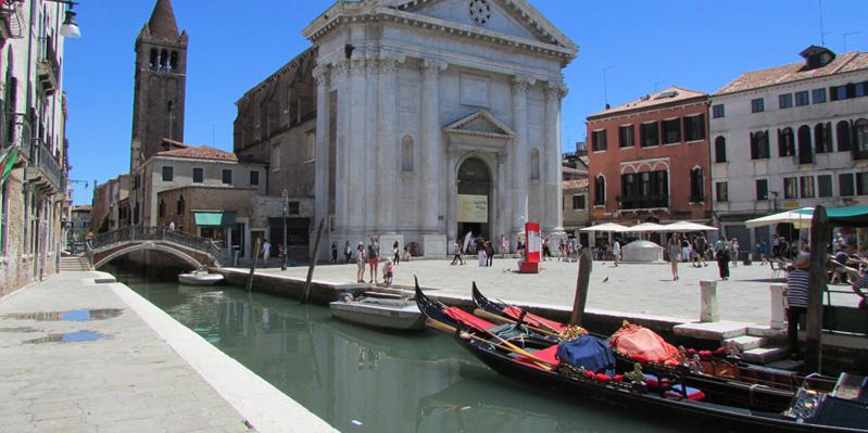 I canali di Venezia