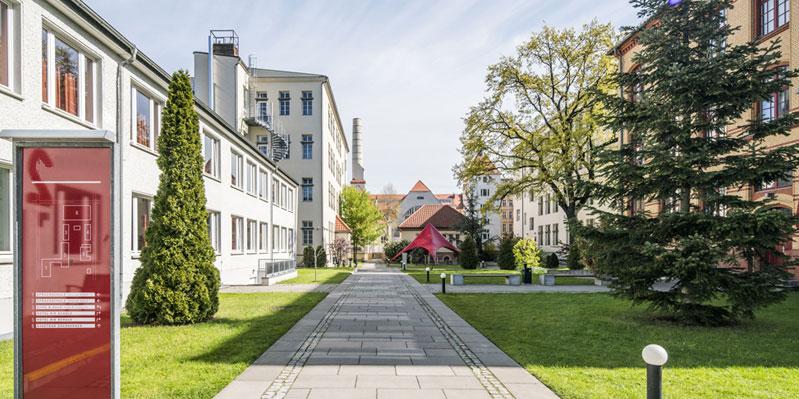 Campus a Berlino