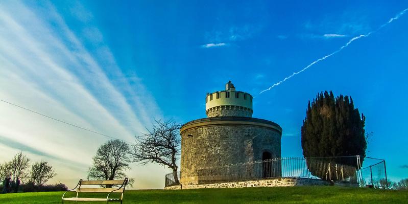 Il Clifton Observatory, Bristol
