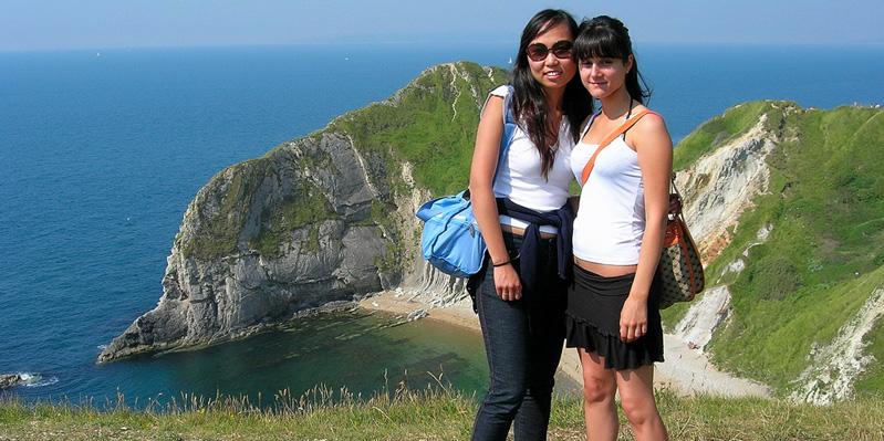 Esplorando la Costa di Dorset