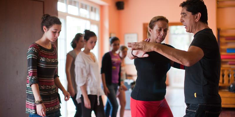 Lezione di ballo