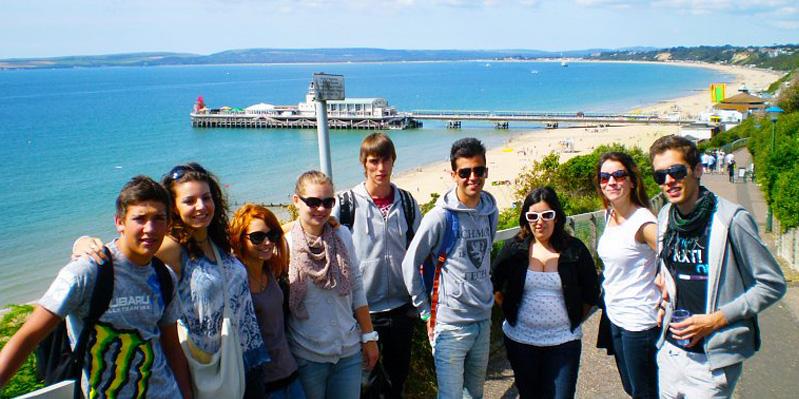 Esplorando Bournemouth