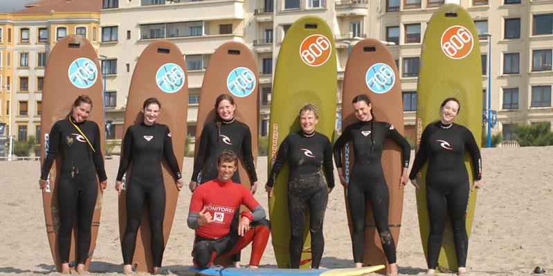Lezioni di spagnolo & surf