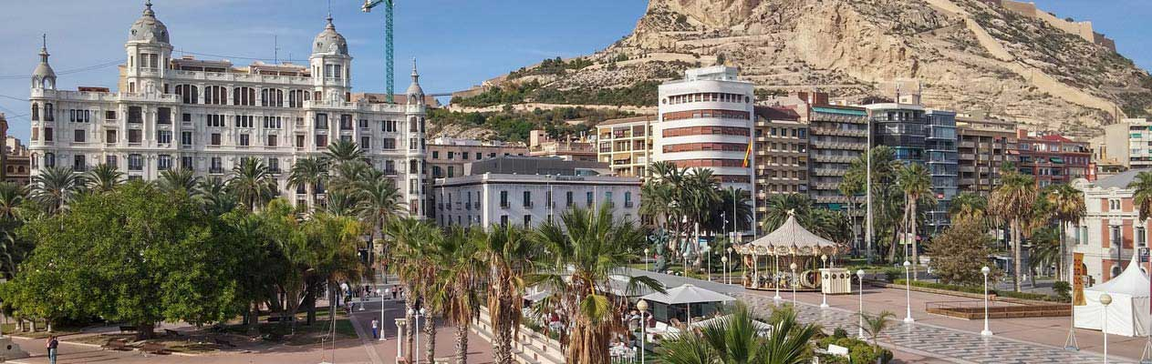Alicante (Cittá Vecchia)