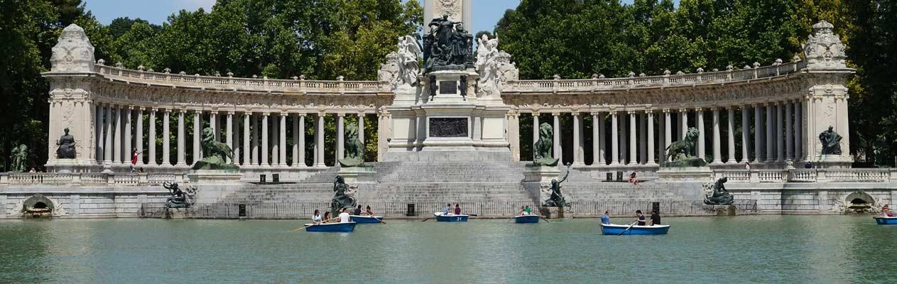 Madrid (Parco del Retiro)