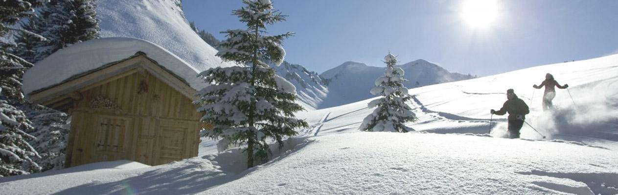 Corso di sci